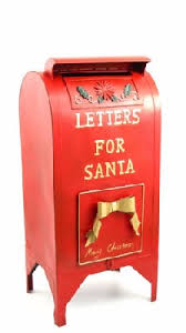 letters to santa mailbox the gifted ferret 2015 december newsletter