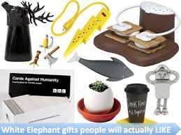 white elephant gifts people will actually like offbeat home u0026 life