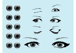 eye designs free vector stock graphics images