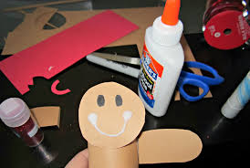 thanksgiving toilet paper roll crafts gingerbread man toilet paper roll craft for kids cute christmas