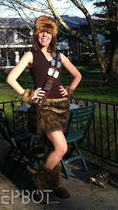 Wookie Halloween Costume Wookiee Females Michael Bradley Traveler