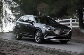 2016 Mazda Cx 9 Prototype First Drive Review Motor Trend