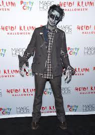 10 Amazing Heidi Klum Halloween Costumes Copy Pics Heidi Klum Pays Tribute Michael Jackson Halloween