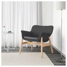 Pouf Gris Ikea by