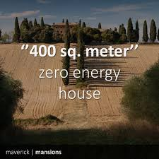 400 square meter zero energy house house energy study lern about