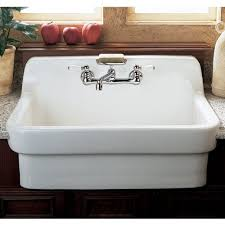 American Standard  Country Kitchen Sink With Inch - American kitchen sinks