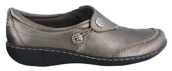 women s casual shoes clarks ashland q on shoe leather womens casual shoes ebay