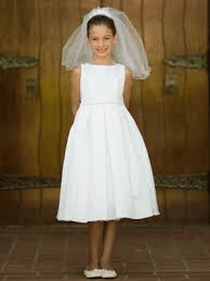 communion dresses pearl trimed flower girl dress at my girl dress