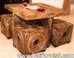 dining table chairs furniture indonesia