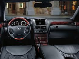 lexus lx interior photos interior lexus ls 430 eu spec ucf30 u00272000 u201303
