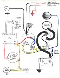 evo starter diagram further harley ignition coil wiring diagram