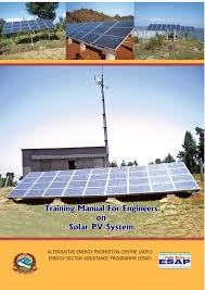 training manual for engineers on solar pv system pdf download