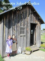 visiting laura u0027s little houses part 3 laura u0027s little town u2013de smet