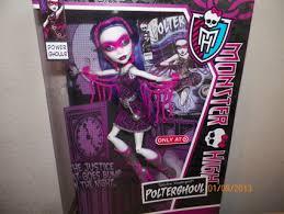 free monster power ghouls spectra vondergeist doll