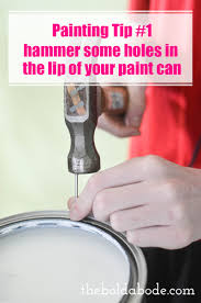 painting tips and tricks that make painting so much easier