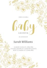 free printable baby shower invitation templates greetings island