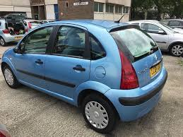 citroen c3 desire 1 2 petrol manual 69k 2004 reg in southend on