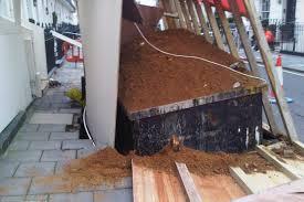 basement dig u0027death traps u0027 workers u0027 lives at risk on building