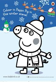 suzy sheep peppa pig coloring pages 2548 peppa pig christmas