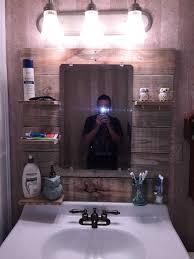 bathroom mirror project pine boards medicine cabinets and