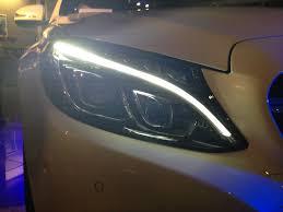 mercedes headlights 2014 mercedes benz c200 u2013 revved up