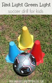 How To Play Red Light Green Light Red Light Green Light Soccer Drill Fspdt