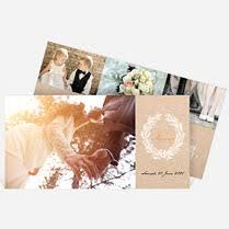 remerciement mariage photo remerciements mariage sur monfairepart