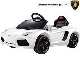 lamborghini aventador lp700 ride on car rastar lamborghini aventador lp700 4 6 volt ride on car