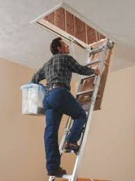 insulate your attic stairs stellar energy solutions