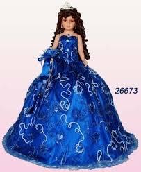 quinceanera dolls dolls 26 quinceanera dolls doll royal blue 1