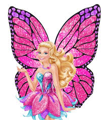 barbie mariposa fairy princess colour edit yukimia