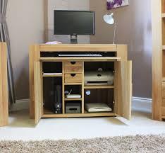 Hideaway Computer Desk Cabinet Computer Storage Hideaway Cabinet Desk Bar Cabinet