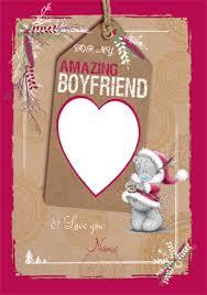 me to you christmas card boyfriend photo upload funky pigeon