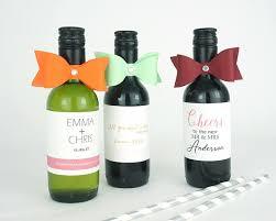 bows for wine bottles 10 paper bows with rhinestone mini wine paper ribbon mini