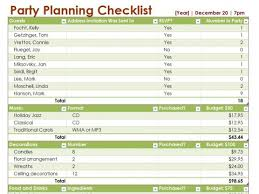 Event Planning Checklist Template Excel Planning Checklist Let Me Entertain You