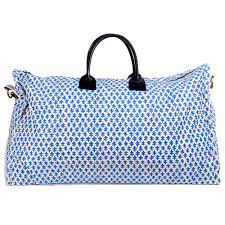 weekend summer bag sister parish design