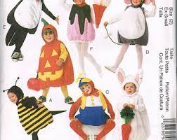 Halloween Costumes Petite Sizes Vintage Halloween Costume Toddler Etsy