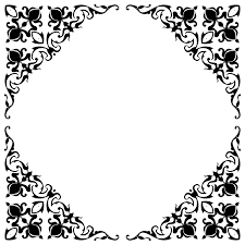 ornamental frame clipart