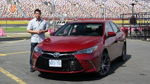toyota camry 2015 2015 toyota camry test drive review with charlotte motor speedway