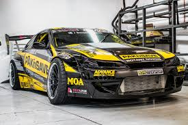 stroking the bunny ben wilkinson u0027s rocket bunny s15 drift monster
