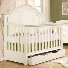 Convertible Crib White by Legacy Classic Kids Enchantment Convertible Crib In Antique Off White