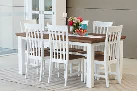 Western Dining Room Tables by Dining Hamptons Iii 1800 7pce Dining Suite Perth Western