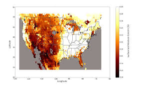 Wildfire Map America by The Age Of Western Wildfires Climate Central Current Us Wildfires