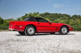 1987 corvette zr1 1987 chevrolet corvette fast cars