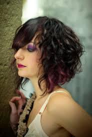 asymmetrical bob curly hair 35 amazingly cute hairstyles for