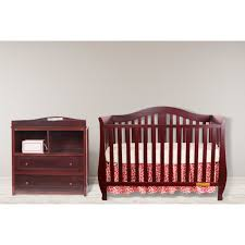 convertible crib set eden baby furniture eden baby melody 3 in 1 convertible crib in
