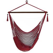 Brazilian Hammock Chair Sunnydaze Hammock Chairs And Hammocks Serenity Health