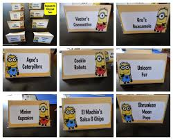 1174 best despicable me birthday party ideas images on pinterest