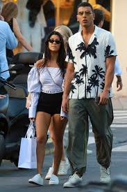 kourtney kardashian u0027s romance with younes bendjima is u0027all fun and