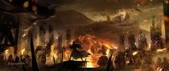 Hogwarts by Image Concept Artwork 2 Battle Of Hogwarts Jpg Harry Potter
